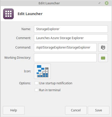 Jamie Phillips - Installing Azure Storage Explorer on Linux