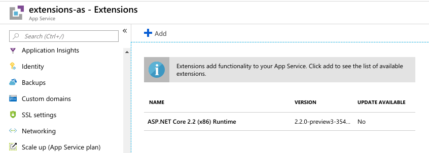 Jamie Phillips - Applying Azure App Service extensions with ARM